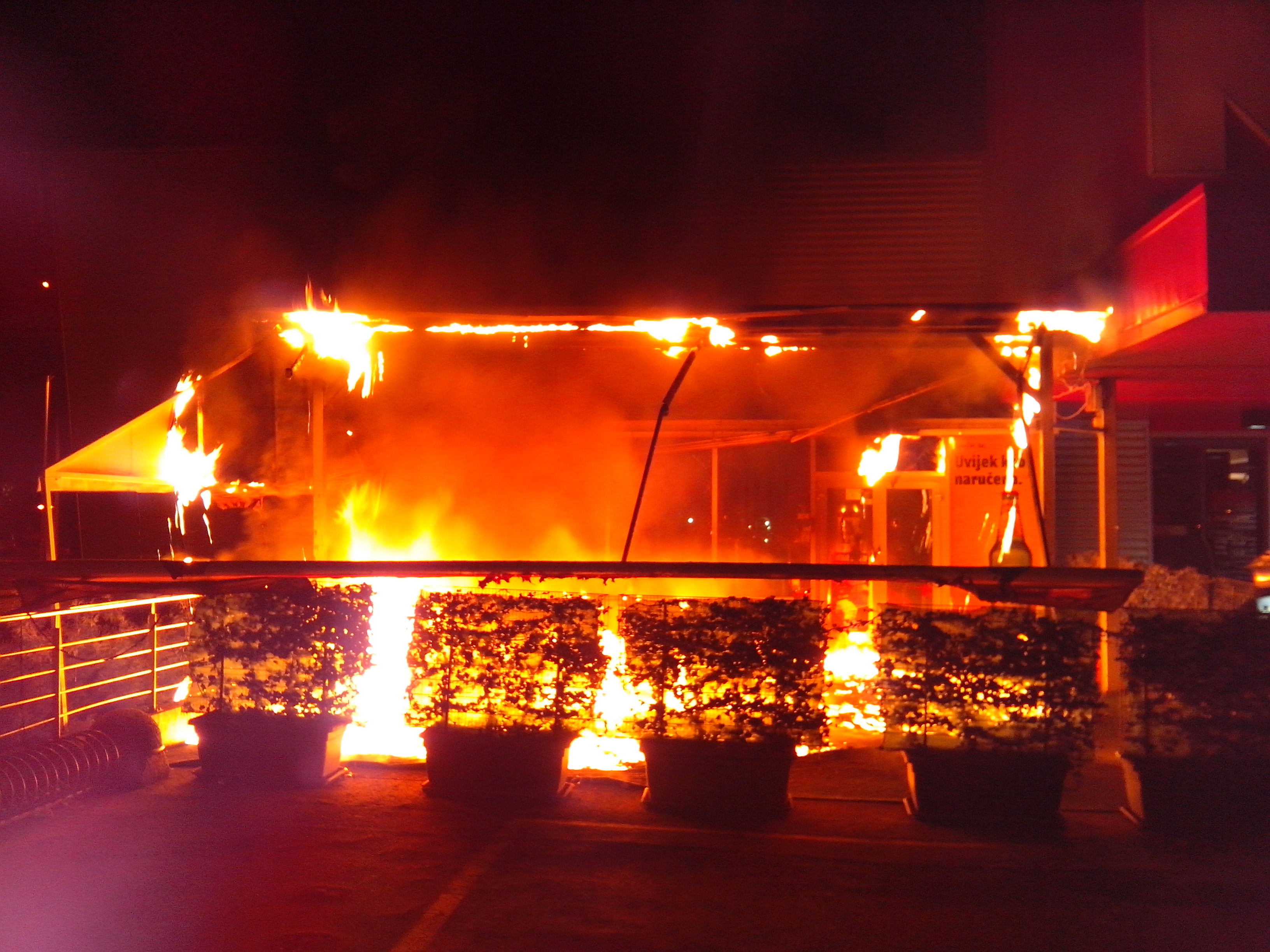 Kako spriječiti požar u ugostiteljskom objektu?